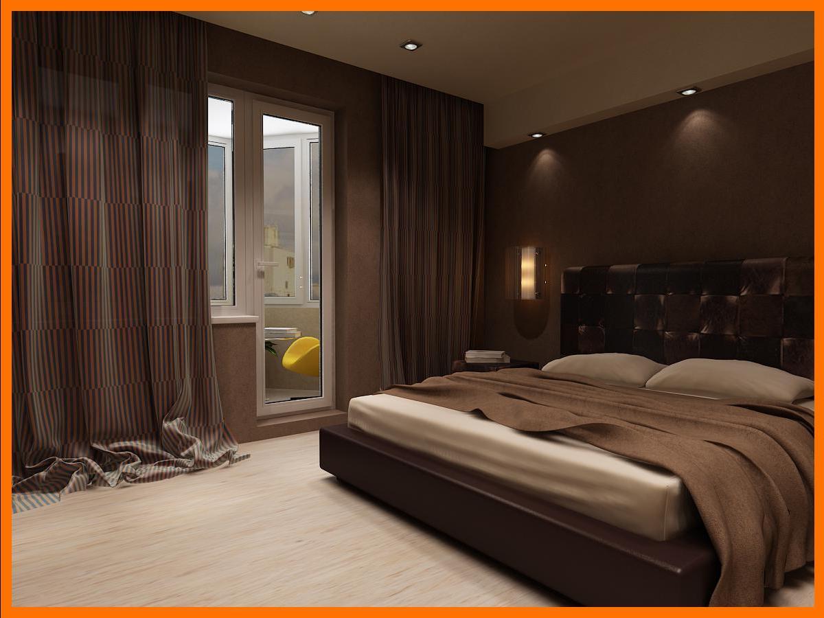 Дизайн спальни 16 кв м фото