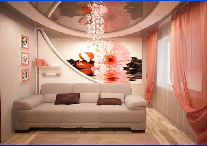 Ремонт гостиной своими руками дизайн фото